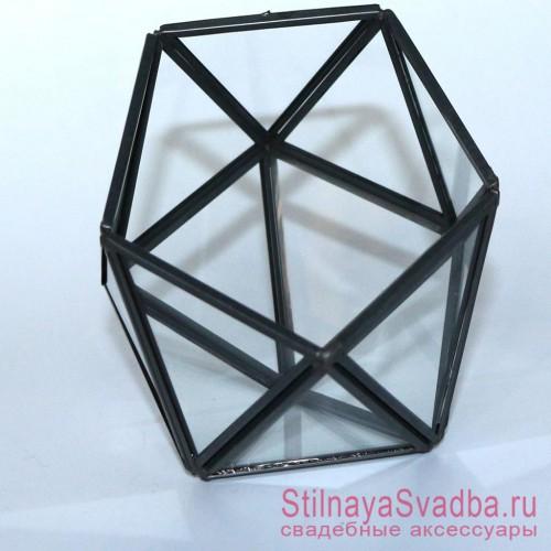 Геометрический флорариум фото