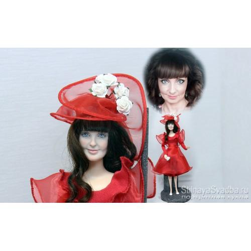 Купить портретную куклу фото