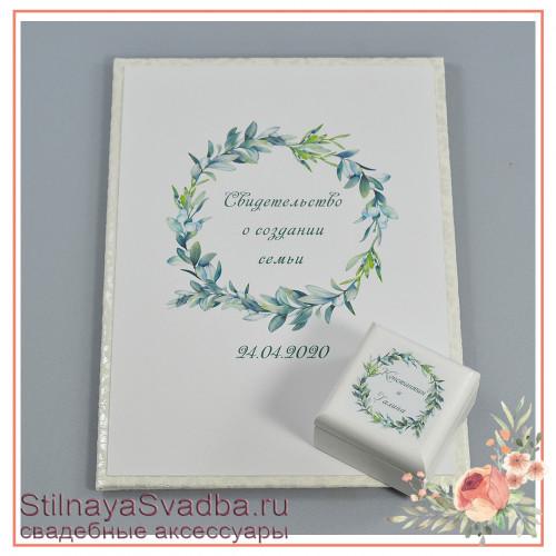 Свадебные аксессуары с оливками фото