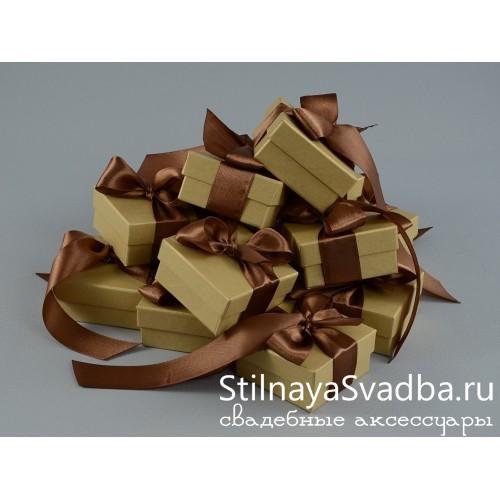 """Бонбоньерка свадебная  """"Шоколадка"""" фото"""
