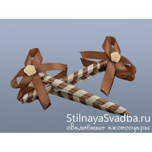 Ручки Ваниль и Шоколад фото