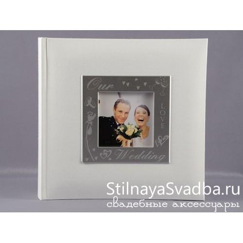 Фотоальбом с красивой рамкой фото