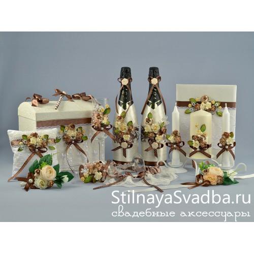 Сундучок Ваниль и Шоколад. Фото 000.