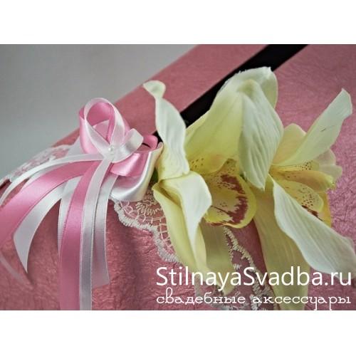 Сундучок с орхидеями. Фото 000.