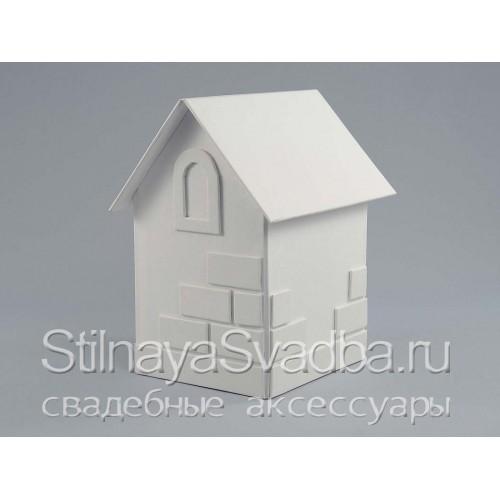 Домик с открывающийся крышей. Фото 000.