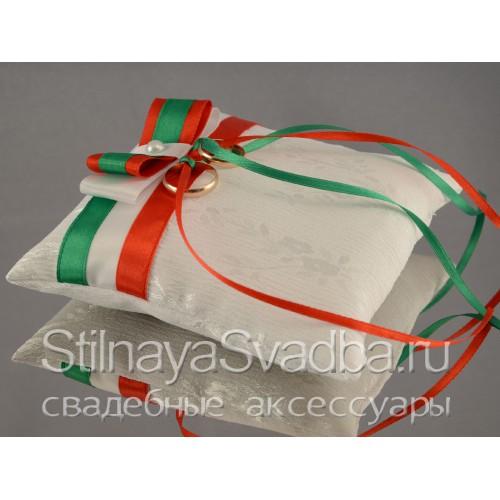 Подушка в итальянском стиле. Фото 000.