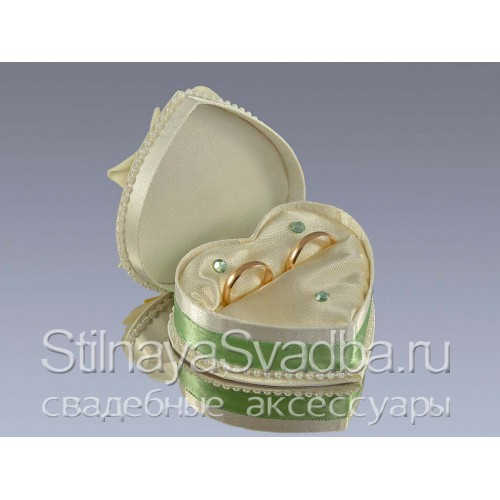 Шкатулочка для колец с каллами. Фото 000.