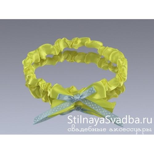 Подвязка из коллекции Bali фото