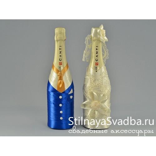 Декор шампанского Элегия фото