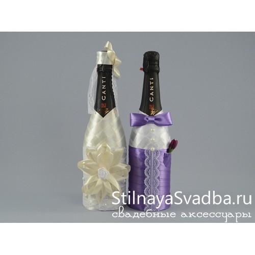 Шампанское на свадьбу купить фото