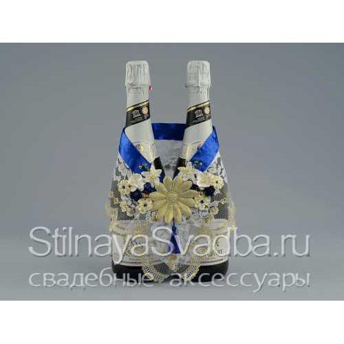 Съемное украшение для шампанского Восточные сказки фото