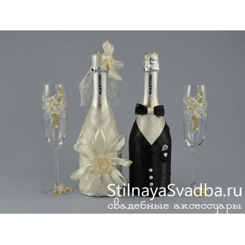 Декор шампанского Парижанка фото