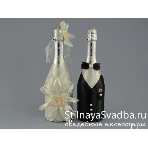 Декор шампанского Парижанка. Фото 000.