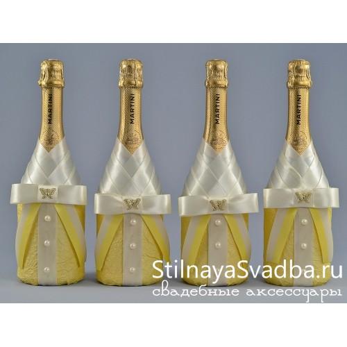 Подарок на свадьбу шампанское фото