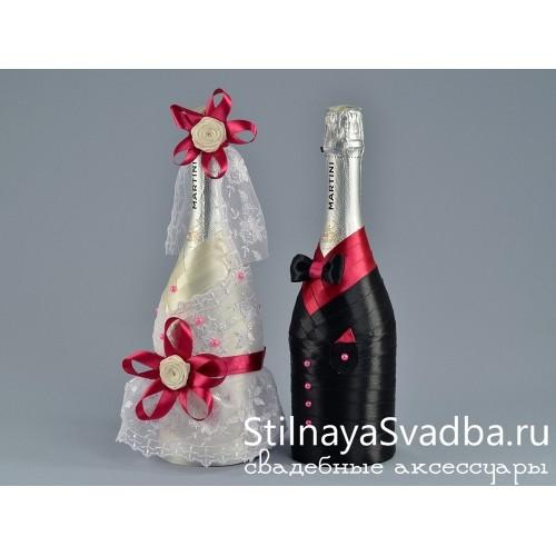 Декор шампанского Цыганский барон фото