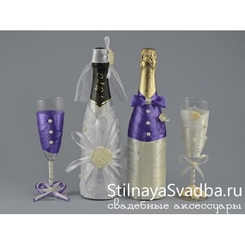 Декор шампанского Денди фото