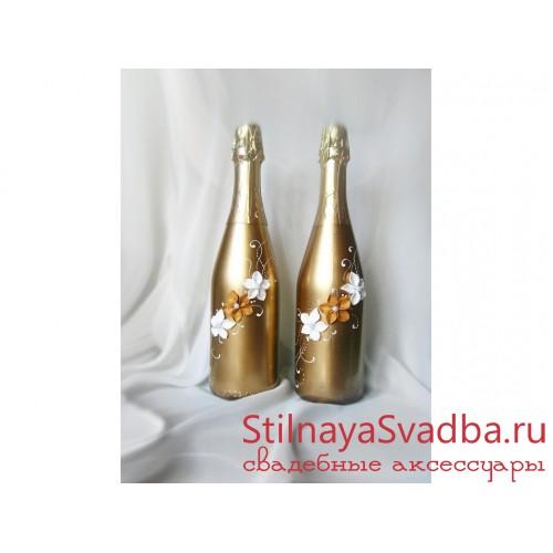 Свадебное шампанское №1 фото