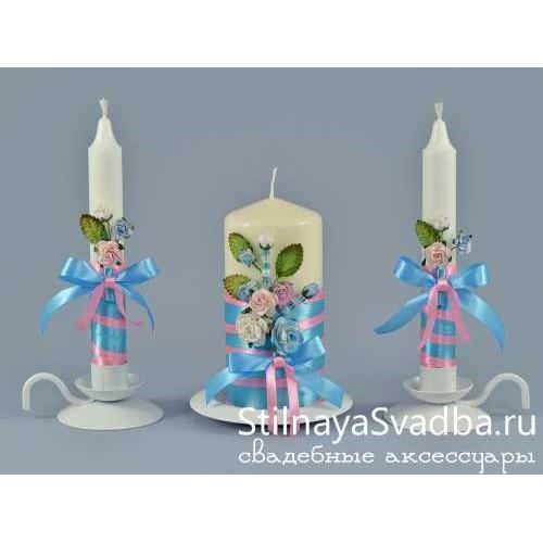 Свечи ручной работы фото