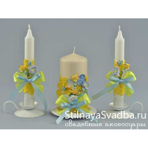Фото. Свечи из коллекции Bali