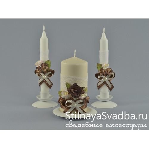 Свечи Ваниль и Шоколад. Фото 000.