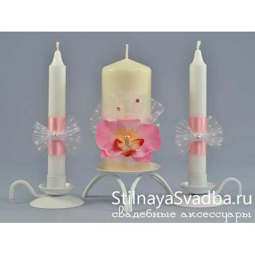 Cвечи из коллекции Принцесса на горошине фото