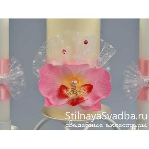 Cвечи из коллекции Принцесса на горошине. Фото 000.