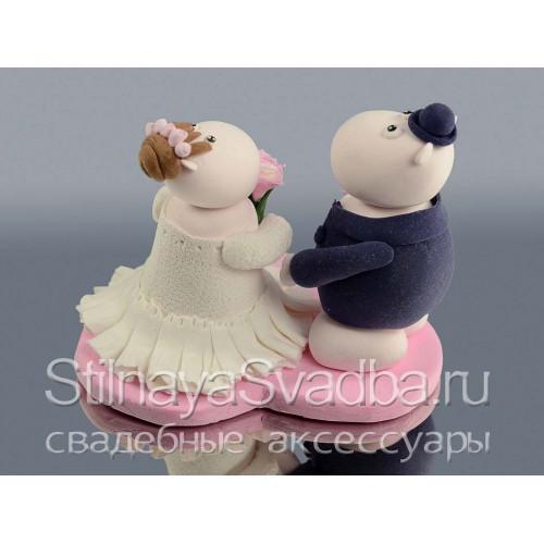 Фигурка на торт Муми-тролли. Фото 000.