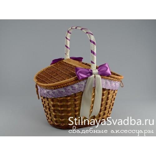 Корзина для пикника купить в москве фото