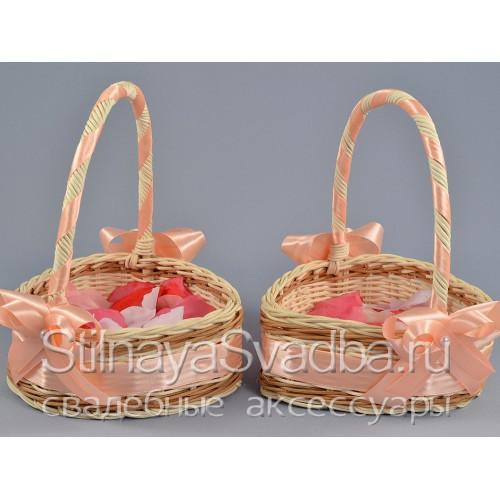 Корзинки для лепестков роз фото