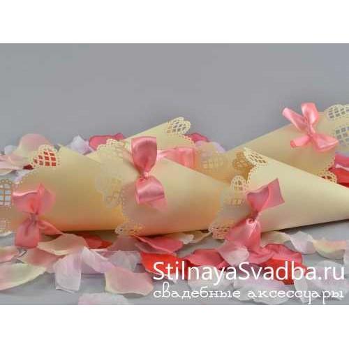 Кульки с розовым бантом фото