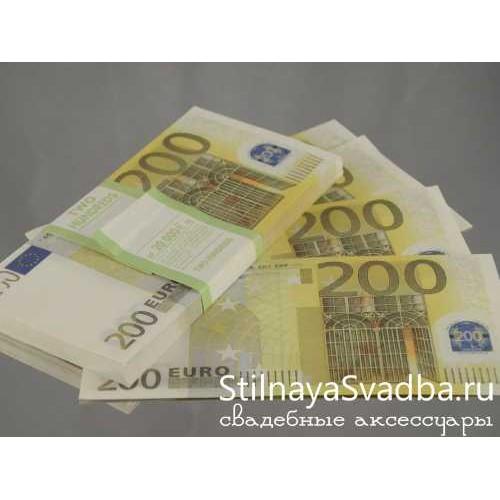 """Деньги """"200 Евро"""" фото"""