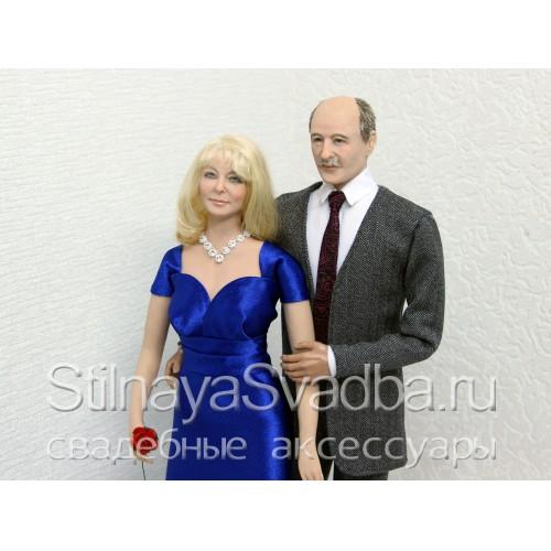 Портретные куклы на юбилей фото