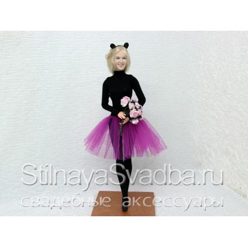 Шарнирная портретная кукла, Танечка фото