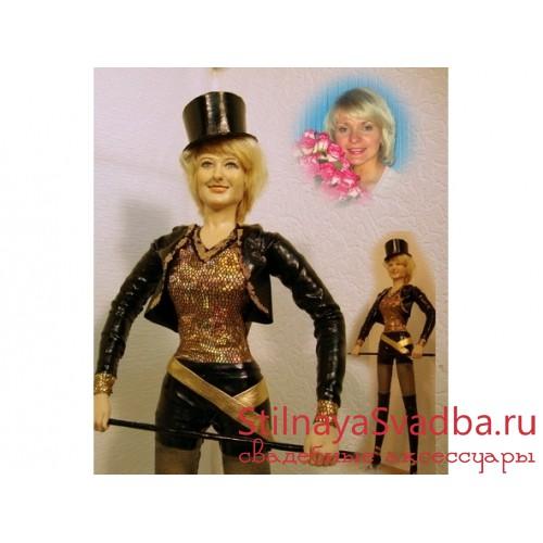 Кукла-портрет на заказ фото