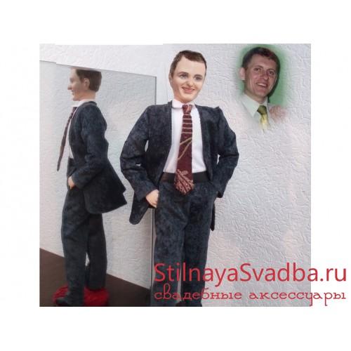 """Кукла портретная """"Саныч"""" фото"""
