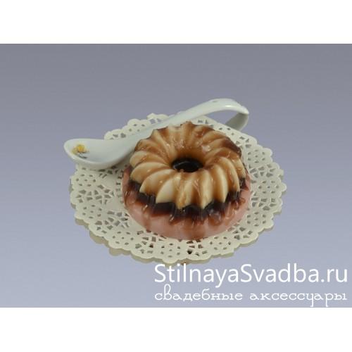 Декоративное мыло Кофейный десерт фото