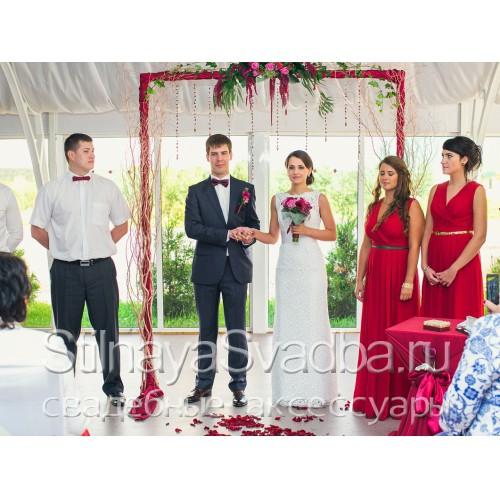 Выездная регистрация- Винная свадьба  фото