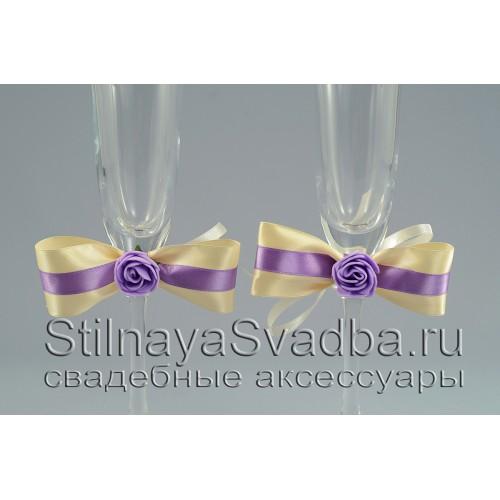 Съемные украшения для бокалов, Карина фото