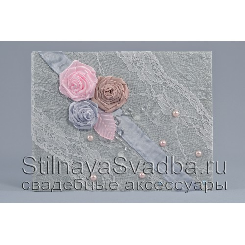 Альбом для пожеланий Розовый кварц фото