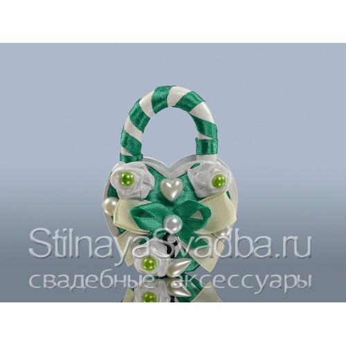 Коллекция аксессуаров Изумруд . Фото 000.