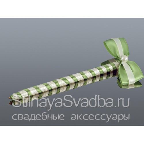 Коллекция свадебных аксессуаров Фисташка . Фото 000.