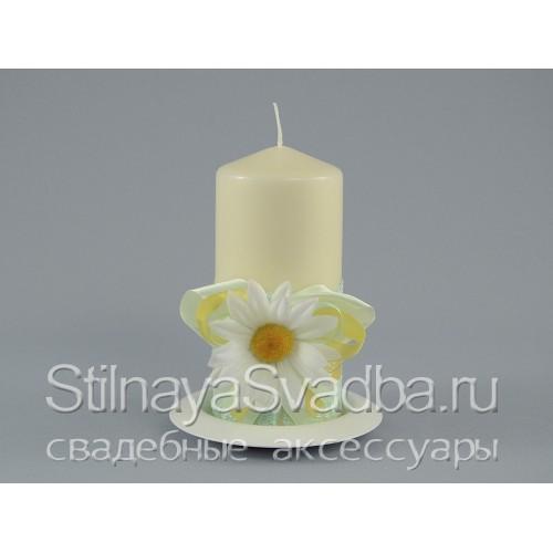 Коллекция свадебных аксессуаров Ромашки . Фото 000.