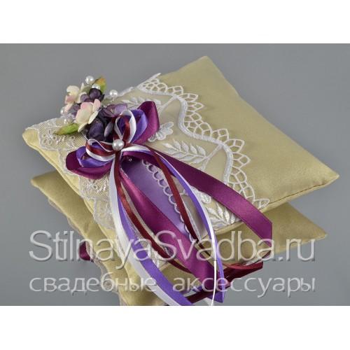 """Коллекция свадебных аксессуаров """"Violet dreams"""". Фото 000."""