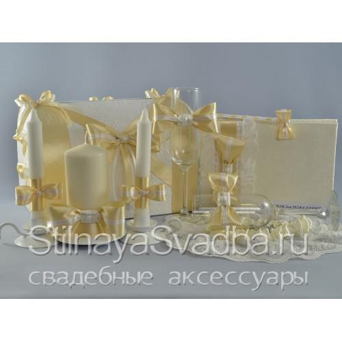 Набор свадебных аксессуаров Воздух  фото