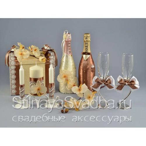 Свадебная коллекция Мокко  фото