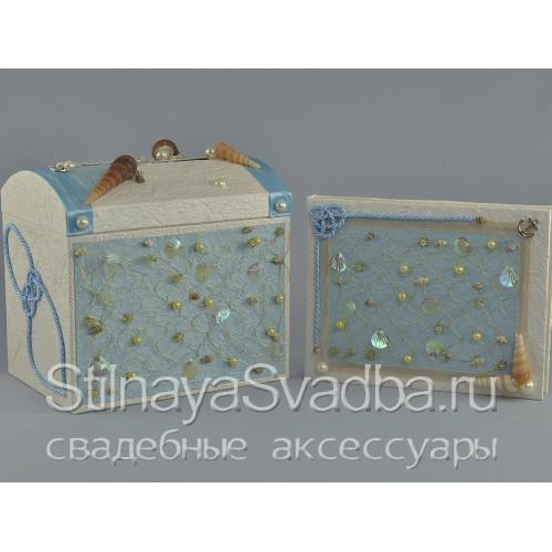 Акасессуары в морском стиле Якорёк  фото