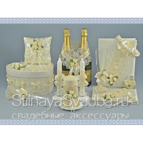 Свадебная кллекция Крем-брюле  фото