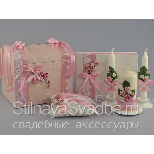 Коллекция свадебных аксессуаров Paradise ros фото