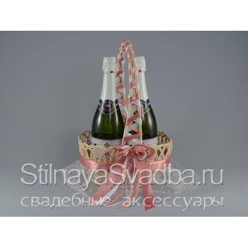 Набор свадебных аксессуаров Розовая сюита . Фото 000.