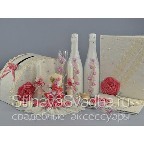 Коллекция свадебных аксессуаров Джульетта  фото